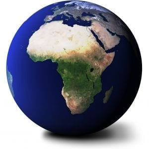 More African countries in the red