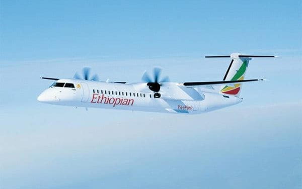 Ethiopian Airlines and ASKY Airlines first to take delivery of dual-class Bombardier Q400 NextGen aircraft