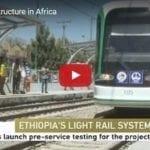 Railway infrastructure in Africa