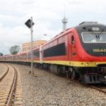 Speed of reconstruction of Angola's railroad system is a first for Africa