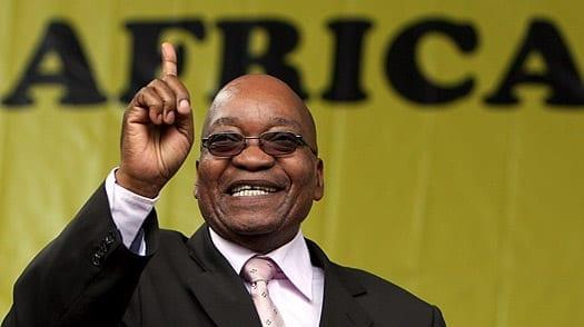 Zuma does not prefer chartered planes – Presidency