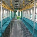 New commuter train for Nairobi