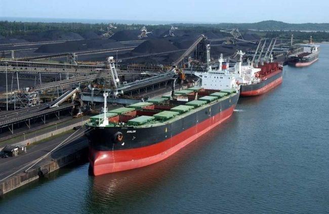 Life begins at 40 for SA port