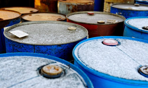 Managing used oil in the construction industry