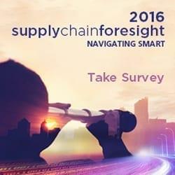 supplychainforesight 2016 underway