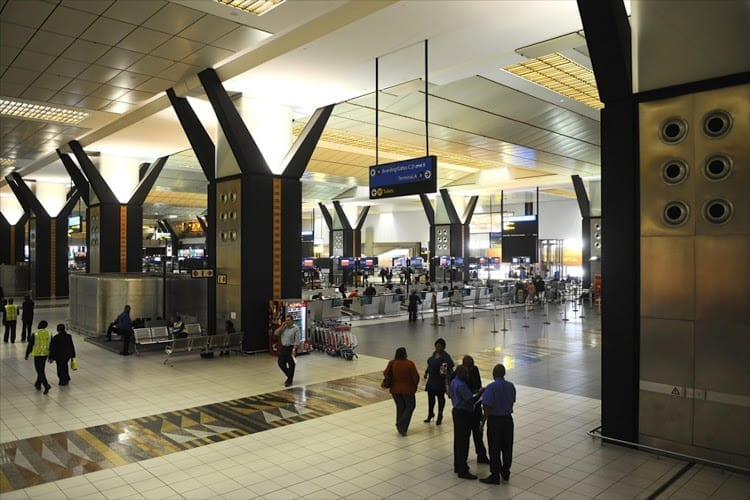 OR Tambo International warns on possible protest action near airport