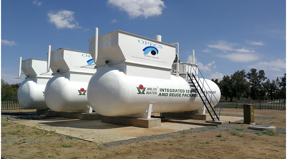 SPRAS: The new approach to wastewater