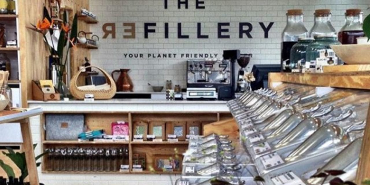 The Refillery: Johannesburg's first package-less grocery store