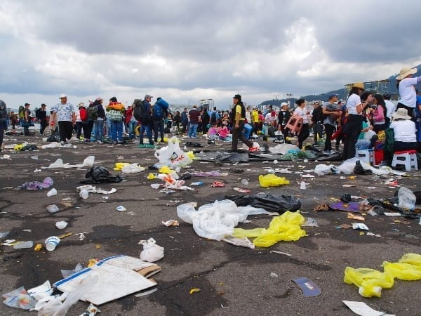 Population growth presents opportunity to reinvigorate the waste sector