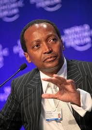 Patrice Motsepe launches new investment firm