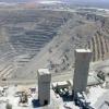 Open pit hole at Palabora Mining Company