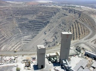 Palabora miners return to surface