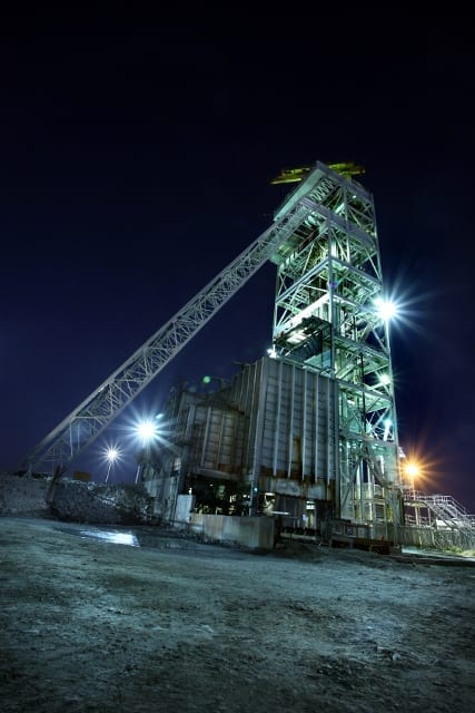Sibanye Gold Beatrix 4 Shaft resumes partial production
