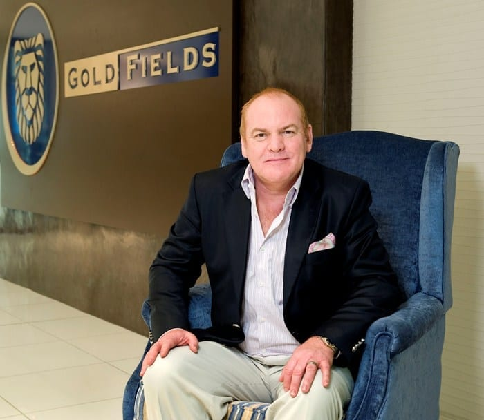 Gold Fields reports decline in 4th quarter earnings