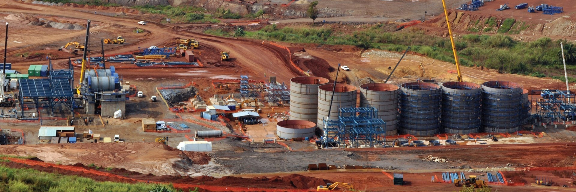 Kibali – taking African gold mining to new heights