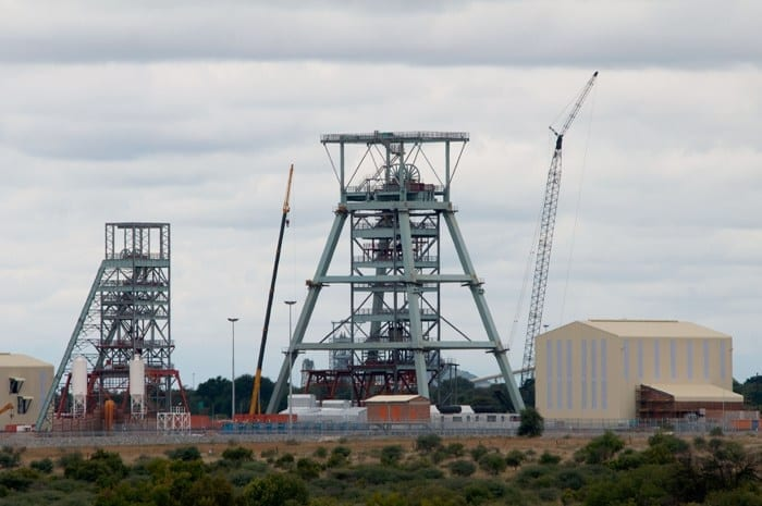 One giant leap for international mining