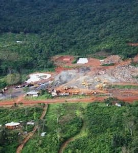 African Minerals' Tonkolili iron ore project achieves target of 20 Mtpa