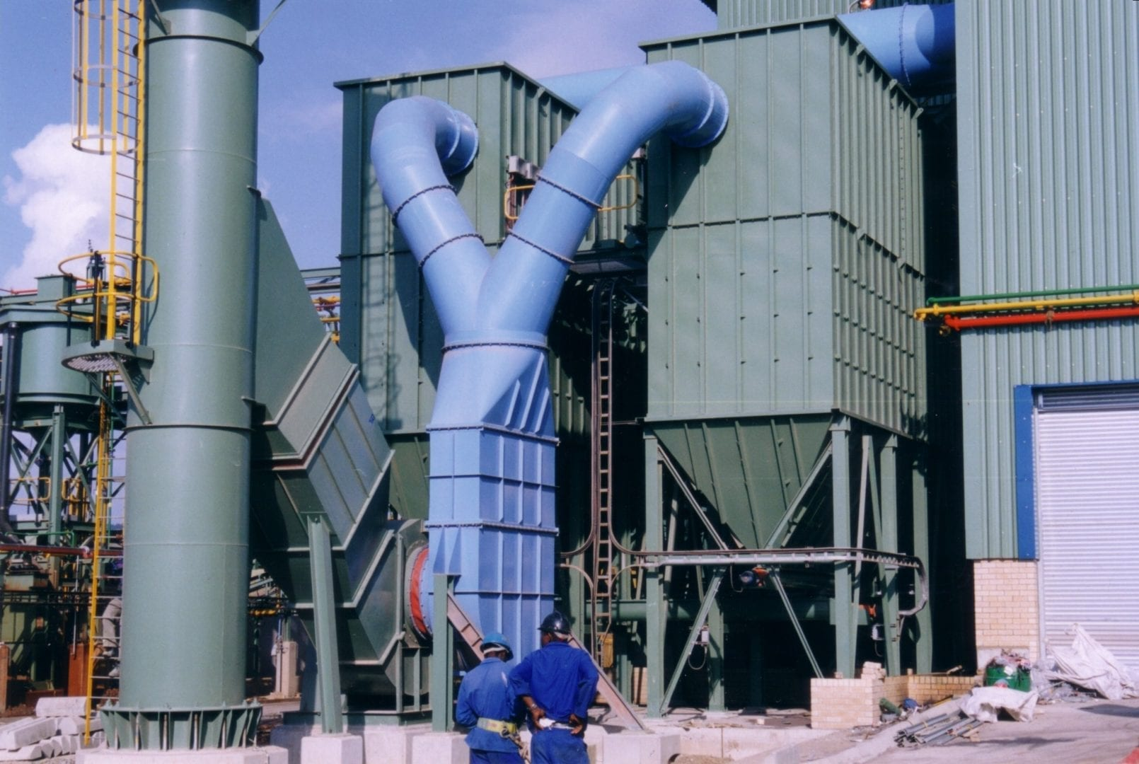 Air pollution control in winning fast-track Kenyan mineral sands contract
