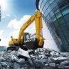 Babcock's new 14 ton LG6150E excavator