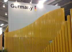 International country pavilions a success