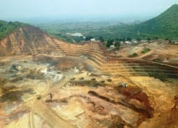 Kibali opened officially by DRC Mines Minister