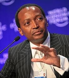 Mining sector will overcome difficult times – Motsepe