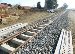 Grootvlei coal upgraded from road to rail