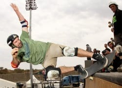 Skateboarding to success in Kimberly