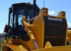 Shantui launches new 2014 bulldozer range for Africa
