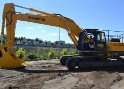 Shantui expands its mining reach after launching new 48-ton excavator