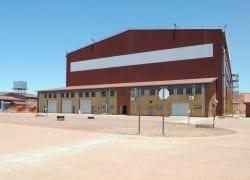 R1bn heavy mining equipment workshop handed over at Sishen