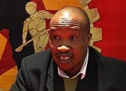 Numsa to target mining industry in rolling mass action campaign in 2014