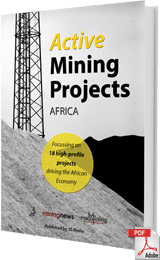 'Active Mining Projects: Africa′ ebook now available