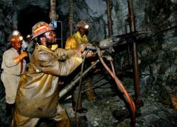 Mining production plunges 4.8% in Feb