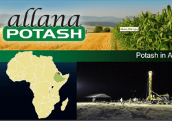Canadian junior sets sights on Africa's first potash mine by 2017