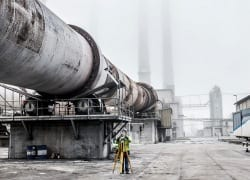 FLSmidth offers rotary kiln services