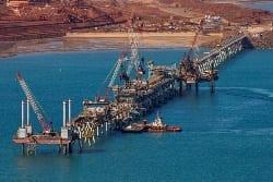 Rio Tinto iron ore production down in Q1