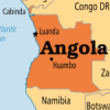 Angola - map