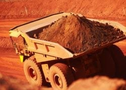 Resilient mining production