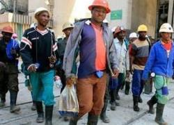 Lonmin plans to cut 21% of its workforce