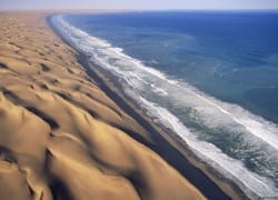 Seafloor phosphate project on Namibia's coast