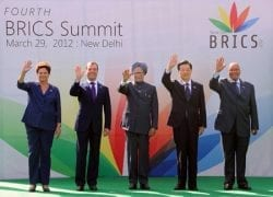 BRICS Summit to launch 'emerging' development bank