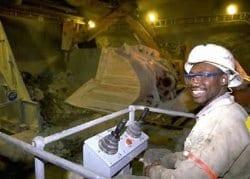 Barrick Gold losses vs African Barrick gains