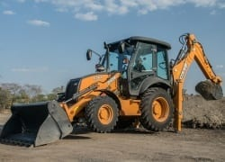 Case expands its backhoe loader range