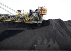 Coal miner reports record sales in Q2