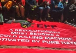 EFF challenging SARS on mining revenue policy
