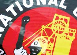 NUM disappointed with gold wage offer