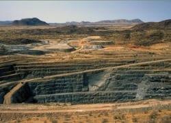 AngloGold Ashanti completes sale of Navachab Mine
