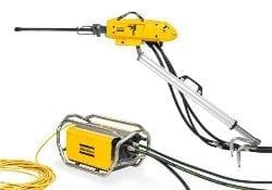 Atlas Copco launches new handheld rock drill