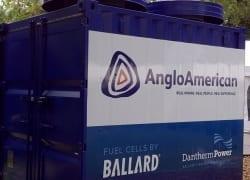 Amplats and Ballard partner on new fuel cell technology